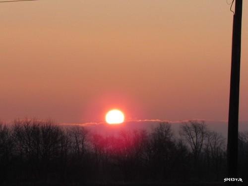 sky sun sunrise indiana morningsky hebronindiana speedyjr