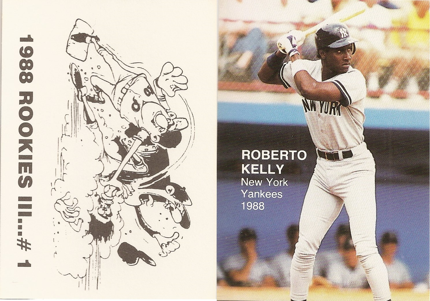 1988 Rookies Iii Checklist Supercollector Catalog