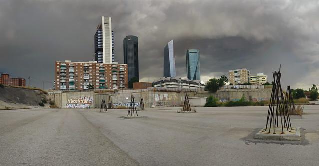 Las Cuatro Torres, Madrid