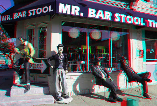 Mr Bar Stool Old City Philadelphia 3d anaglyph red  : 55682569739e77288715z from flickr.com size 500 x 339 jpeg 224kB
