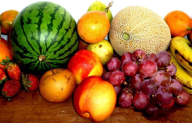 Frutas tropicales flickr photo sharing - Carro de frutas ...