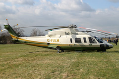 G-FULM - 2005 build Sikorsky S-76C