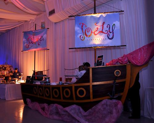 Candyland Sushi Boat