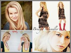 Miss Bridgit Mendler por BTR//gleek