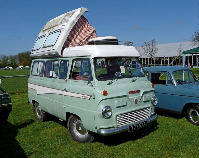 Thames dormobile camper van flickr photo sharing