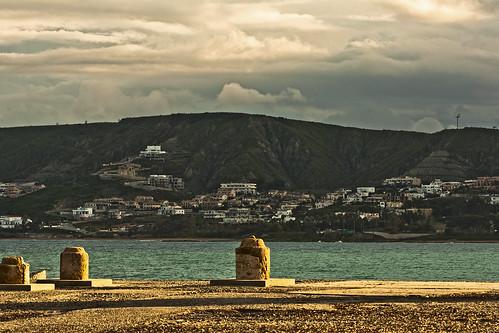Crotone dal porto by Elcole83