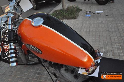 Depósito Harley-Davidson