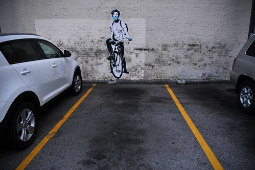 Street art at Hill and 4th-2-3