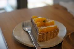 オレンジのタルト tart of orange