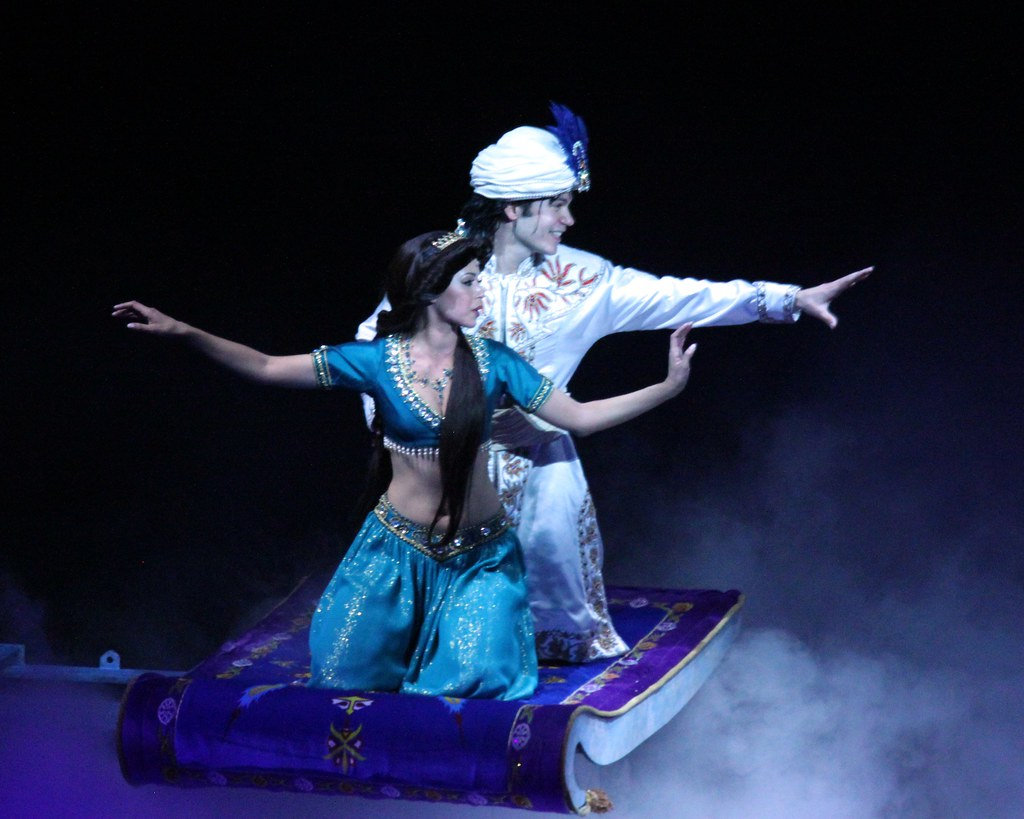 I can show you the world . . . | Aladdin ~ a Musical ...