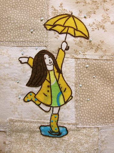 April Showers Stitch Along