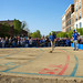 Kansas Relays 2011 Shot Put Competition