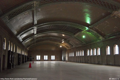 Union Depot Concourse Interior