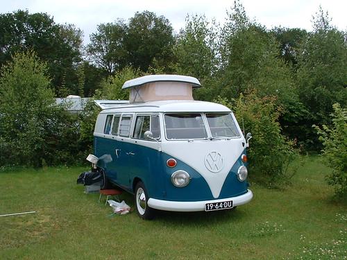 19-64-DU Volkswagen Transporter SO-42 camper 1967