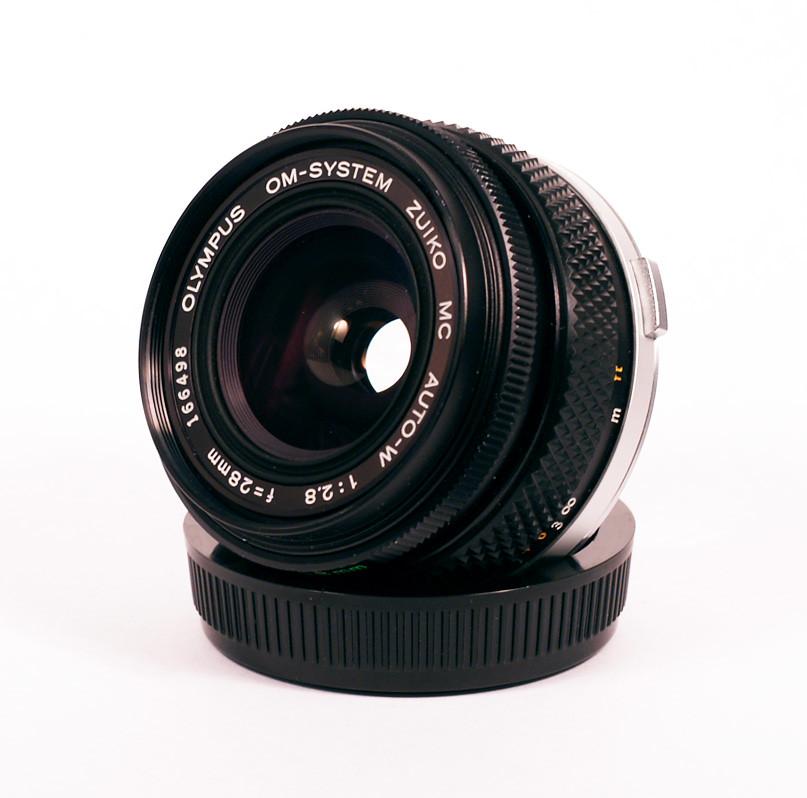 OM Zuiko 28mm F2.8
