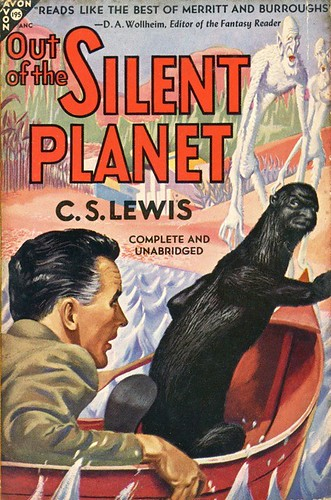 Out Of The Silent Planet - C. S. Lewis