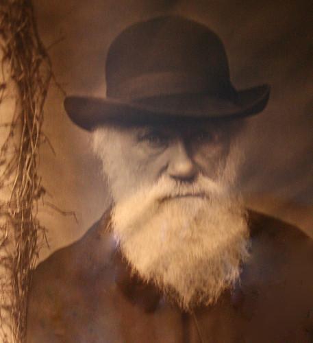 Photo de Charles Darwin