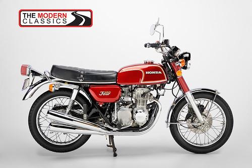 1973 Honda CB350F