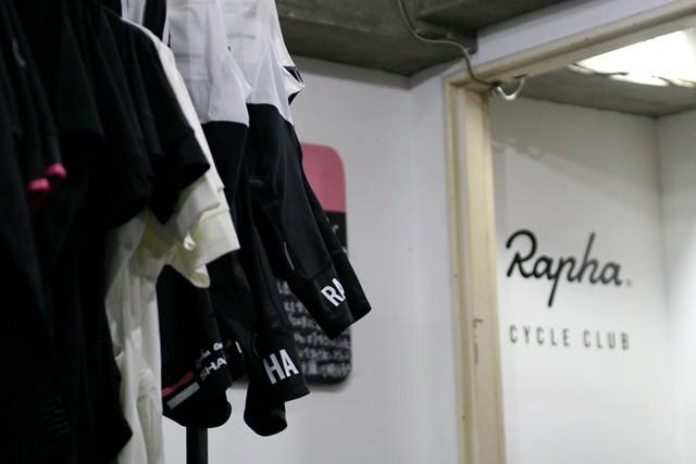 Rapha Cycle Club Tokyo