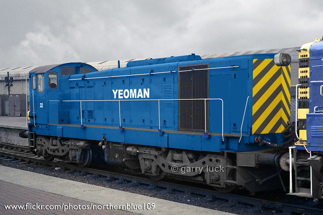 Foster Yeoman General Motors Diesel Locomotive Fiction Flickr Photo Sharing