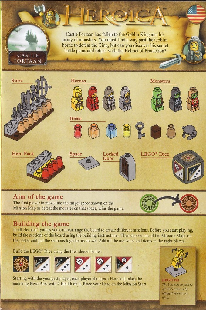 Heroica Home Rules Special Lego Themes Eurobricks Forums
