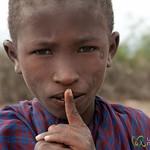 Masai Boy - Lake Manyara, Tanzania