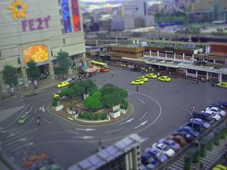 Taoyuan Train Station Mini