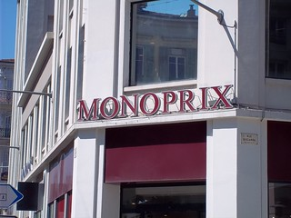 Monoprix!