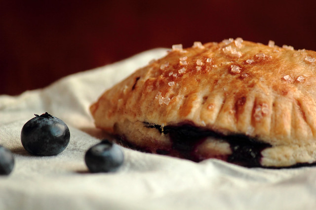 Blueberry Hand Pies | Flickr - Photo Sharing!