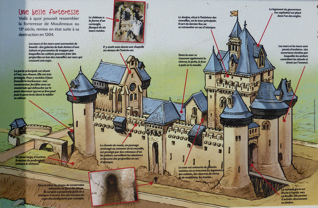 276 Château de Robert le Diable