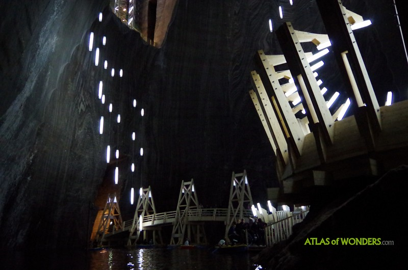 Salt mine Romania