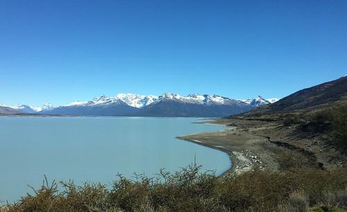 El Calafate: el Lago Argentino