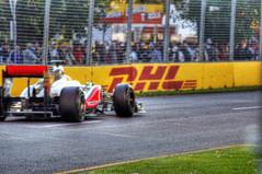Australian F1 GP 2011