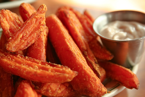 Sweet Potato Fries Cottage Bar Food Macros March 29, 20112
