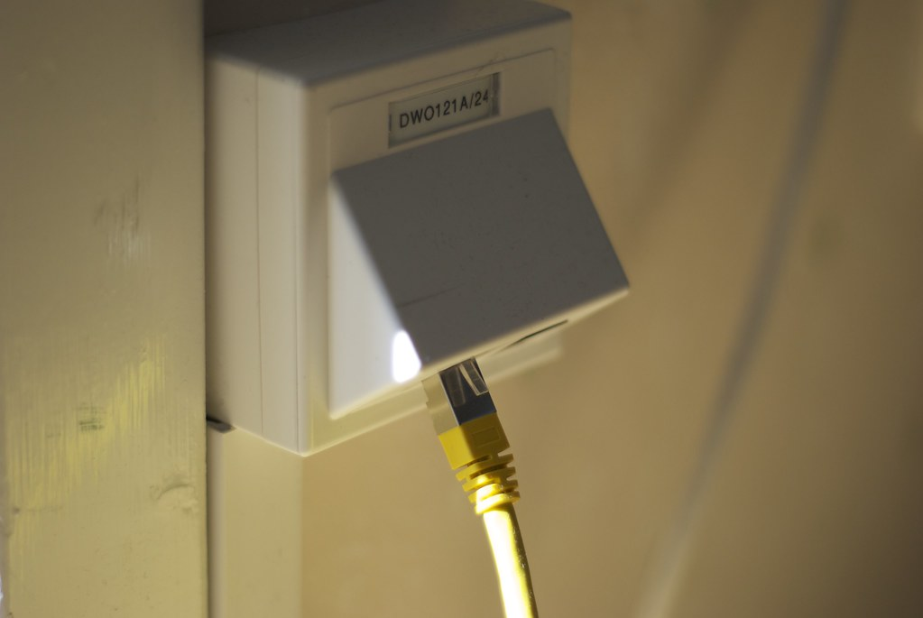 Ethernet.