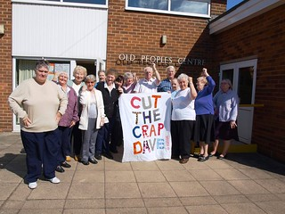 Batley Old People's Centre says...