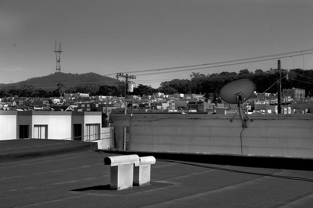 Sutro tower POV 577 21st Ave; The Richmond, San Francisco (2011)
