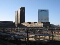 Postgirobygget and Oslo Plaza