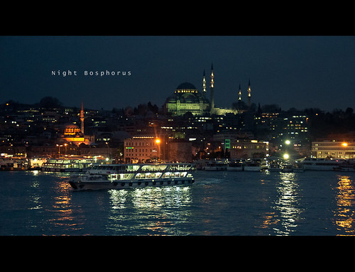 Night Bosphorus