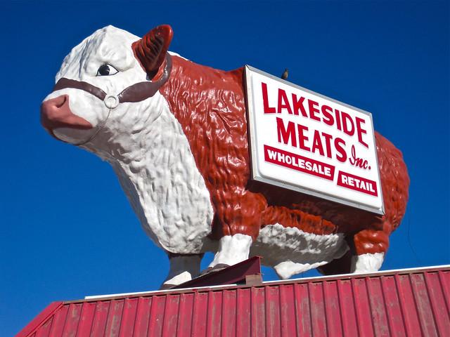 Lakeside Meats - 206 South Main Street, Carlsbad, New Mexico - January 1, 2011