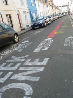 Street Infographic
