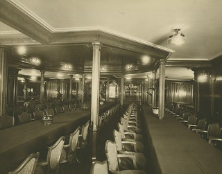 Dining Room - Mauretania