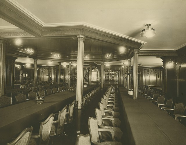1000 images about r m s mauretania on pinterest rms for M dining room frankfurt