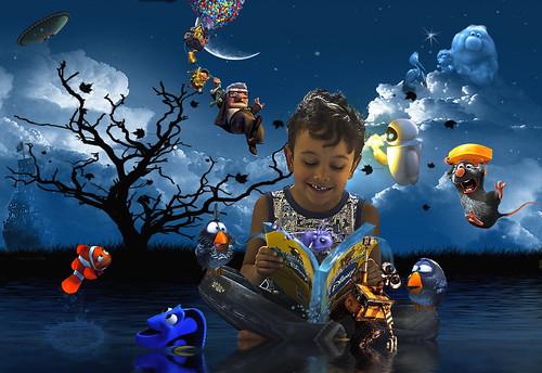 Leggere fa bene alla fantasia   Reading is good for your imagination
