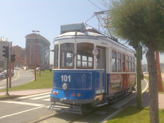 trolleybus(0.0), vehicle(1.0), cable car(1.0), tram(1.0), transport(1.0), mode of transport(1.0), rolling stock(1.0), land vehicle(1.0),