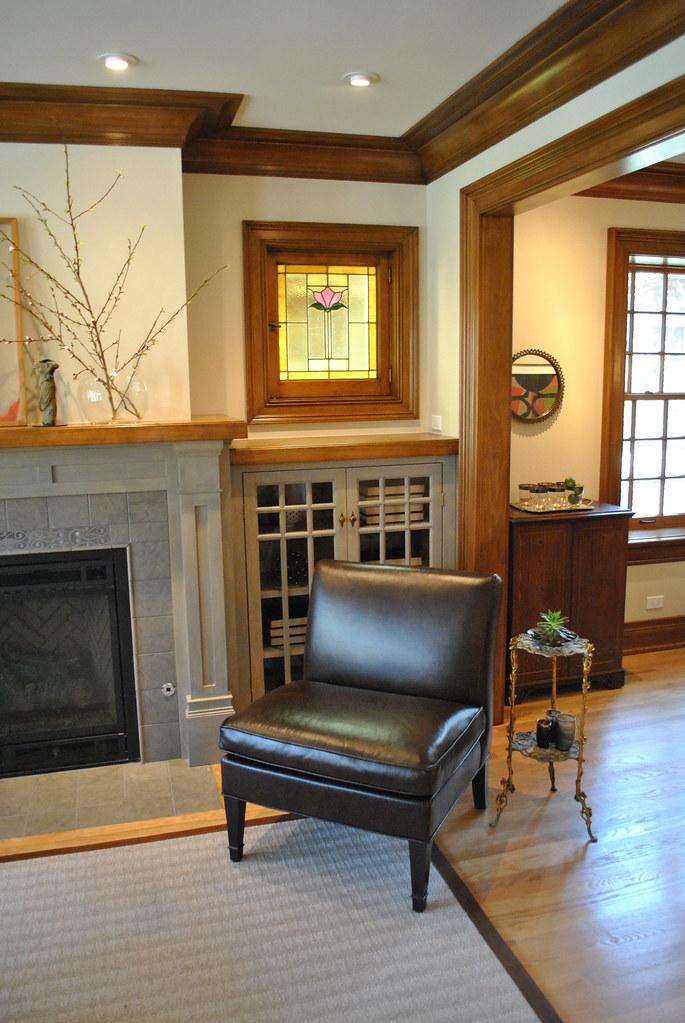 study design digest the sullivan 39 s oak park tudor. Black Bedroom Furniture Sets. Home Design Ideas