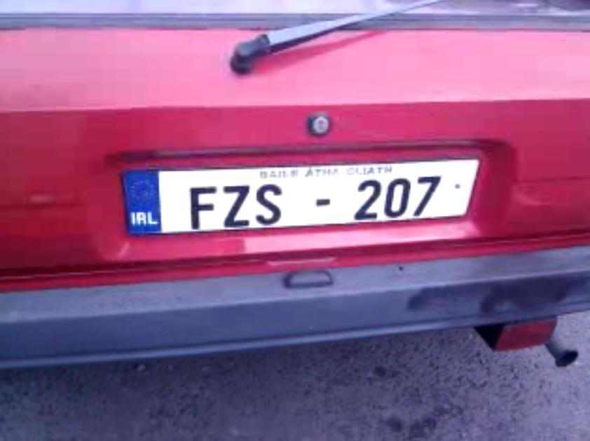 Fancy Old Registration Numbers Frieze - Classic Cars Ideas - boiq.info