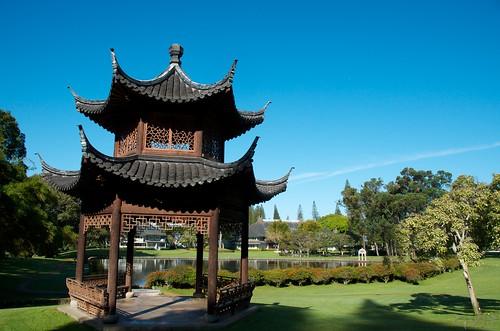 Pagoda at the Four Seasons Resort Lanai Lodge at Koele