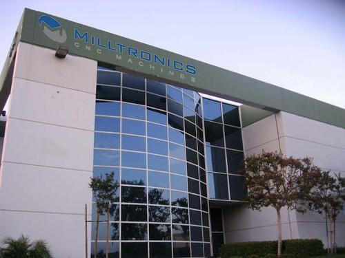 Milltronics CNC Machines Western Region Sales & Service Center
