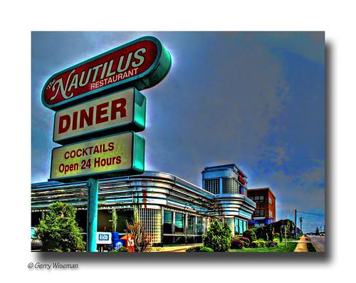 Nautilus Diner, Timonium, MD
